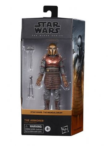 Star Wars The Black Series 2020 The Mandalorian The Armorer Figure - Pre-Order
